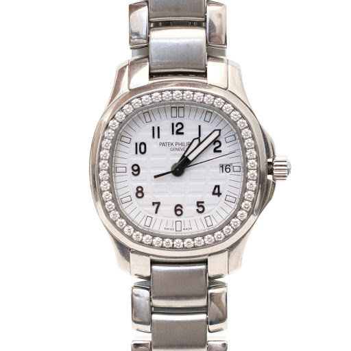 Patek Philippe Aquanaut Luce Stainless Steel Diamond Watch