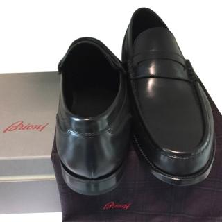 Brioni Men's Penny Loafers