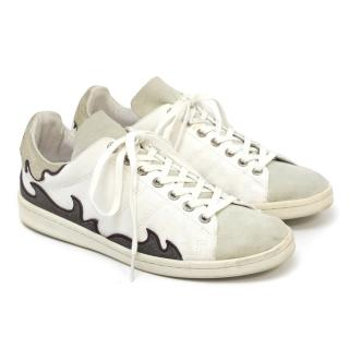 Isabel Marant Flame Applique Trainers
