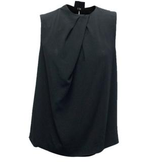 Joseph Black High Neck Top