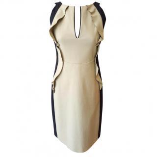 Schumacher Ruffle Detailing Dress