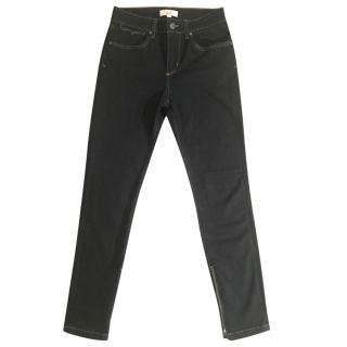 IDA 'Audrey' Skinny Dark Blue Jeans