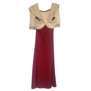 Jean Paul Gaultier Two Tone Dress
