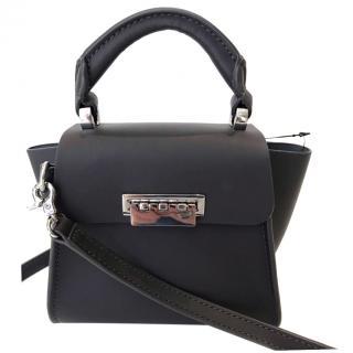 Zac Posen Grey Mini Handbag