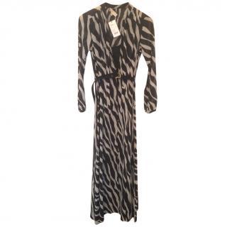 Michael Michael Kors Zebra Print Dress