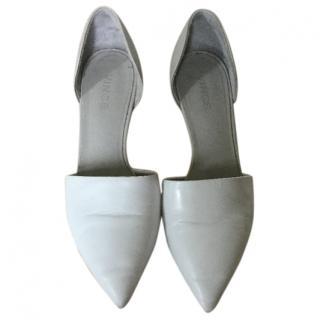 Vince Grey Heels