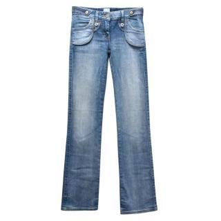 Sass And Bide Womens Light Blue Jeans