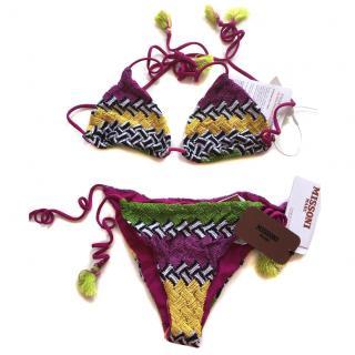 Missoni Mare Crochet Swimsuit