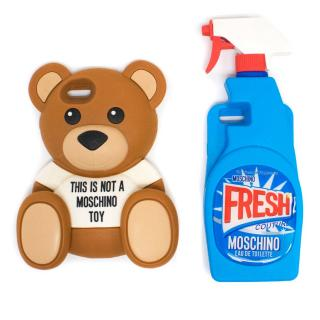 Moschino Detergent And Bear iPhone 6 Case