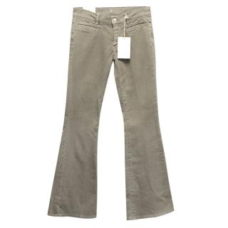 M.I.H Casablanca Mid Rise Flare Jeans