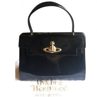 Vivienne Westwood Patent Leather Bag