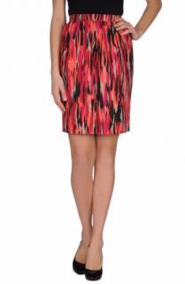 Jonathan Saunders Pink Knee Length Skirt