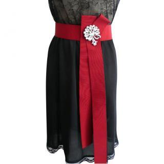Dolce and Gabbana embellished belt