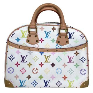 Louis Vuitton Trouville multicolor bag