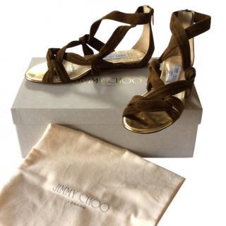 Jimmy Choo Kesia flat sandals