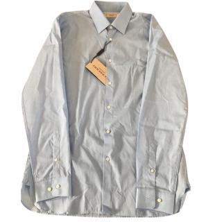 Burberry Light Blue Shirt