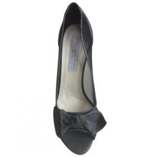 Stella McCartney Grey Heels