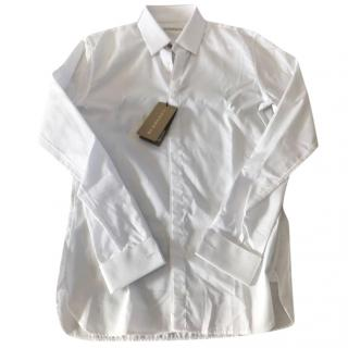 Burberry White Shirt
