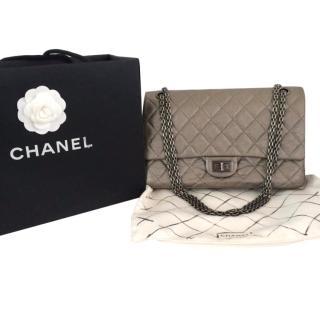 Chanel Reissue Silver Bag