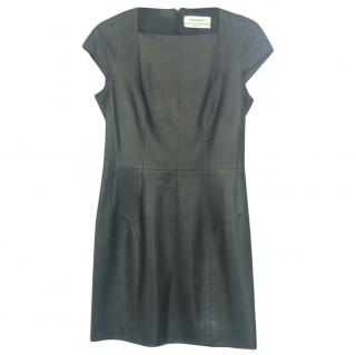 Yves Saint Laurent Leather Dress