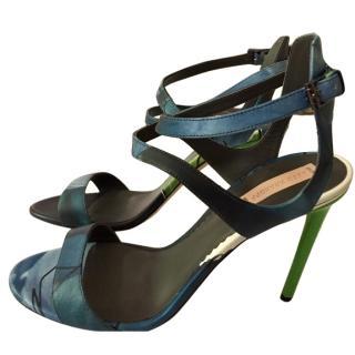Reed Krakoff Multicolour Strappy Heels