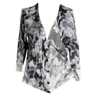 Dries Van Noten Military Style Cardigan