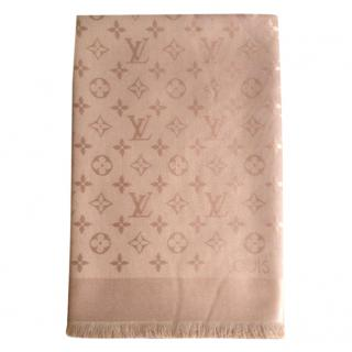 Louis Vuitton Capucine shawl scarf