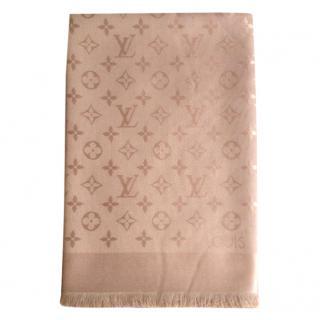 Louis Vuitton Capucine shawl scarf