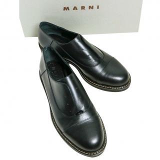 Marni Flat Lace Up Shoes