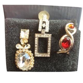 Christian Dior Vintage Earrings