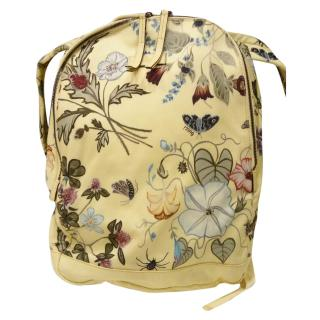 Gucci Limited Edition Flora Knight Collection backpack