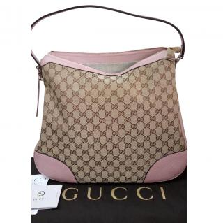 Gucci GG Dollar Calf Light Pink Bag