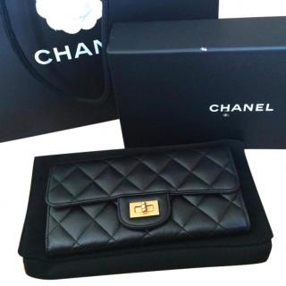 Chanel Reissue Calfskin Wallet