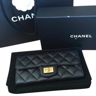 Chanel Reissue Calfskin Wallet
