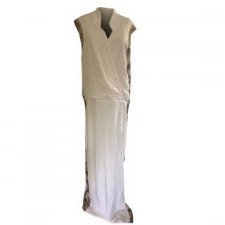 Malene Birger Wrap Maxi Dress