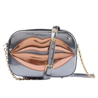 Charlotte Olympia Pouty Crossbody Bag
