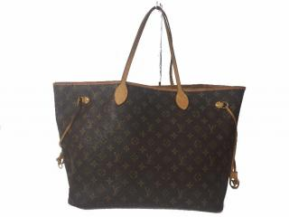 Louis Vuitton Neverfull GM Monogram Shoulder Bag 10442