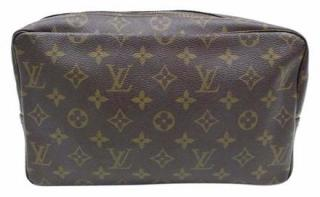 Louis Vuitton Cosmetic Pouch Trousse Toilette 28 M47522 10441