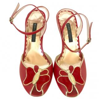 Marc Jacobs Butterfly Sandals