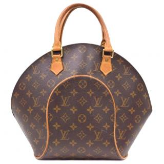 Louis Vuitton Ellipse MM Monogram Hand Bag