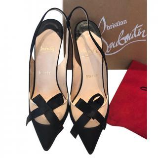 Christian Louboutin Bow Heels