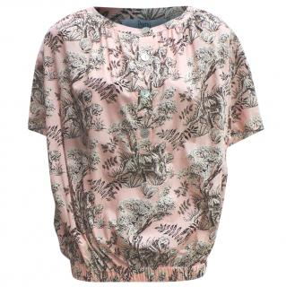Paul & Joe Sister Jungle Print Blouse