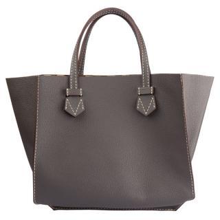 Maison Moreau Reversible Leather Handbag