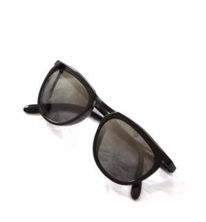 Trussardi Black Sunglasses