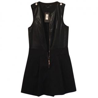 Armani Exchange Black Playsuit