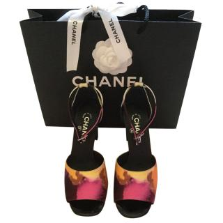 Chanel Multicolour Heels