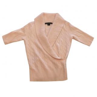 Ralph Lauren Pale Pink Cardigan.