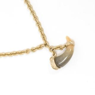 Lulu Frost Tooth Pendant Necklace