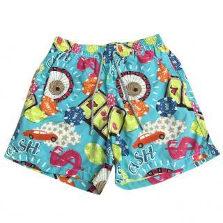 Vilebrequin Patterned Shorts