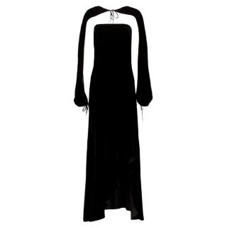 Tom Ford Velvet Maxi Dress
